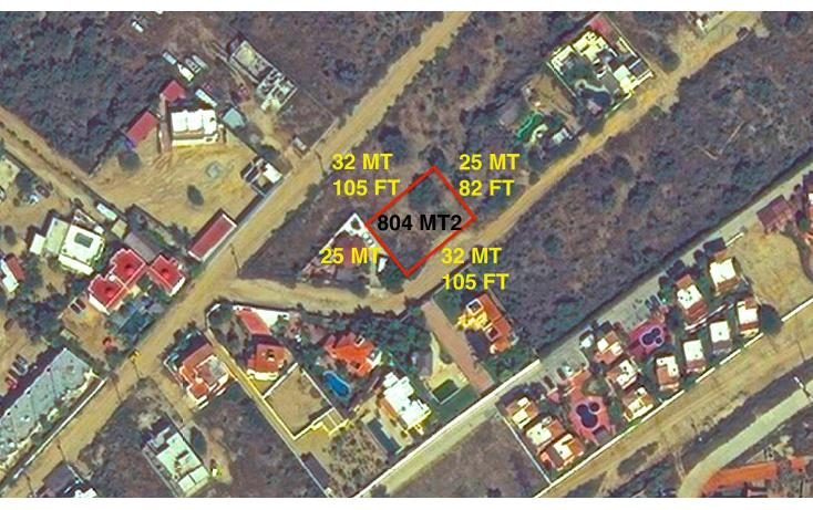 Foto de terreno habitacional en venta en block # 38 lot # 14 , el tezal, los cabos, baja california sur, 1764294 No. 08