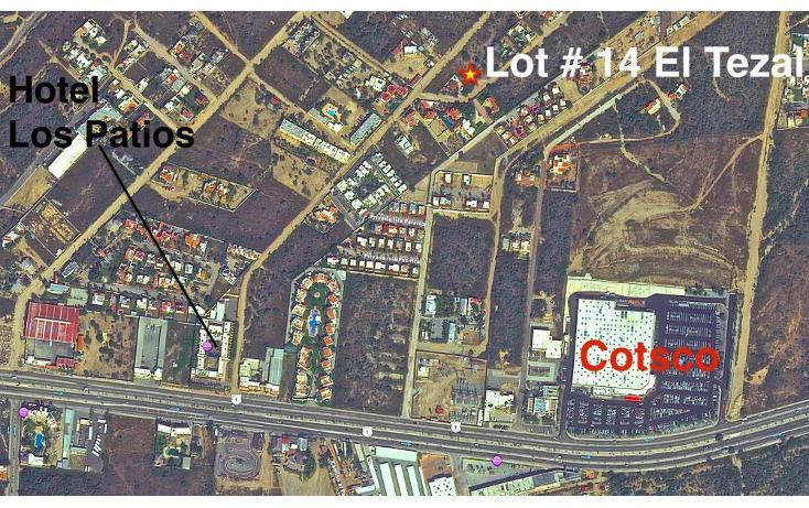 Foto de terreno habitacional en venta en block # 38 lot # 14 , el tezal, los cabos, baja california sur, 1764294 No. 09