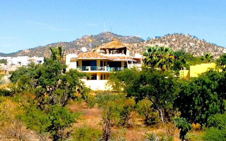Foto de terreno habitacional en venta en block # 38 lot # 14 , el tezal, los cabos, baja california sur, 1764294 No. 10