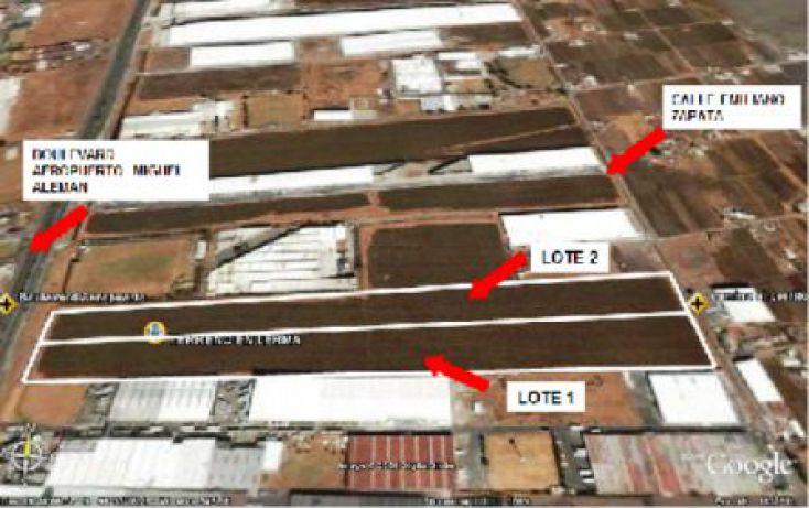 Foto de terreno habitacional en venta en blvd aeropuerto miguel aleman, corredor industrial toluca lerma, lerma, estado de méxico, 1525640 no 02