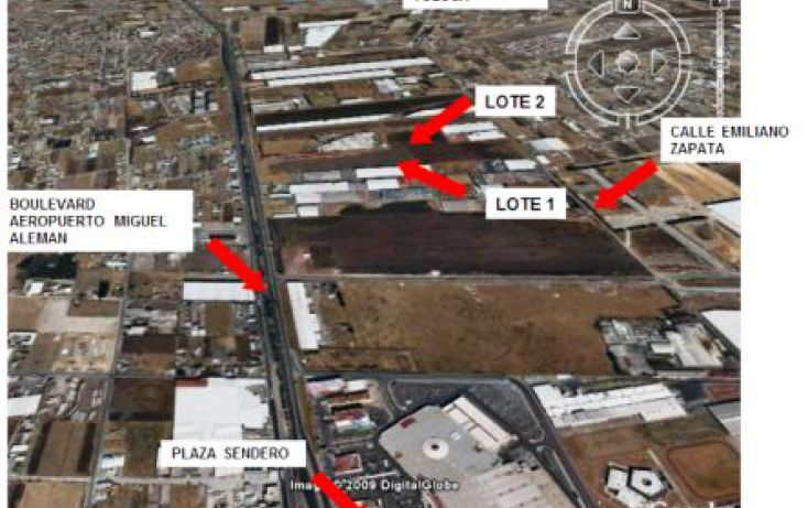 Foto de terreno habitacional en venta en blvd aeropuerto miguel aleman, corredor industrial toluca lerma, lerma, estado de méxico, 1525640 no 03
