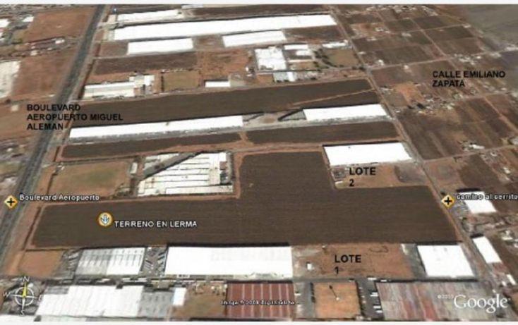 Foto de terreno comercial en venta en blvd aeropuerto miguel alemansuper terreno de 41,730 m2, francisco i madero, san mateo atenco, estado de méxico, 1449927 no 04