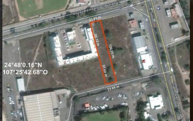 Foto de terreno comercial en venta en blvd alfonso g calderón, casi esquina con blvd rolando arjona 1, humaya, culiacán, sinaloa, 1837554 no 01