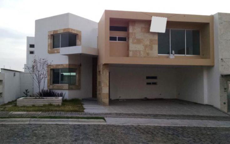 Foto de casa en venta en blvd atlico 222, texcoco, san andrés cholula, puebla, 1706724 no 01