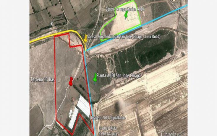 Foto de terreno industrial en venta en blvd audi frente al cca, san josé de chiapa, san josé chiapa, puebla, 619930 no 02
