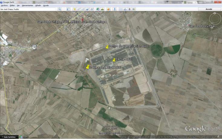 Foto de terreno industrial en venta en blvd audi frente al cca, san josé de chiapa, san josé chiapa, puebla, 619930 no 03