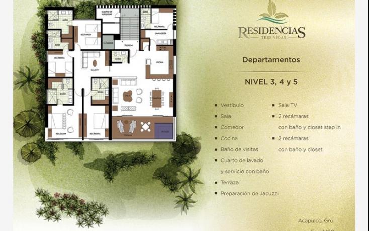Foto de departamento en venta en blvd barra vieja, plan de los amates, acapulco de juárez, guerrero, 629551 no 04