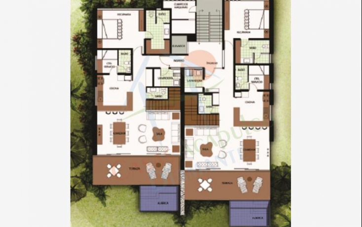 Foto de departamento en venta en blvd barra vieja, plan de los amates, acapulco de juárez, guerrero, 629552 no 05