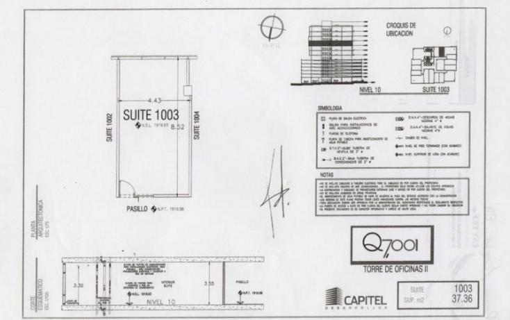 Foto de oficina en renta en blvd bernardo quintana 1, centro sur, querétaro, querétaro, 412073 no 06