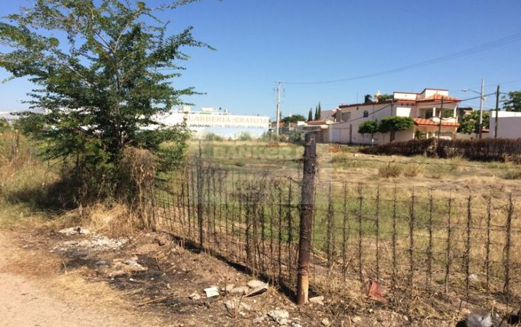 Foto de terreno habitacional en venta en blvd calzada de las torres, antonio nakayama, culiacán, sinaloa, 630239 no 01