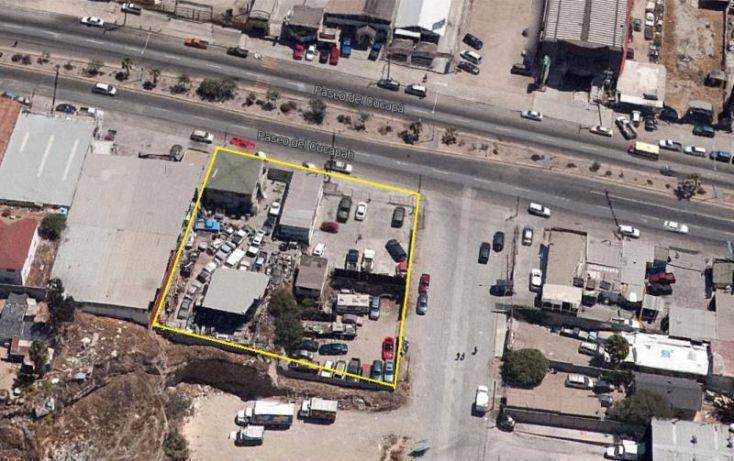Foto de terreno comercial en venta en blvd cucapah, buenos aires norte, tijuana, baja california norte, 980809 no 01