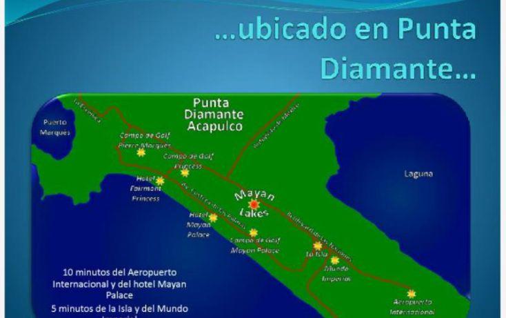 Foto de departamento en venta en blvd de las naciones, playa diamante, acapulco de juárez, guerrero, 1402105 no 02