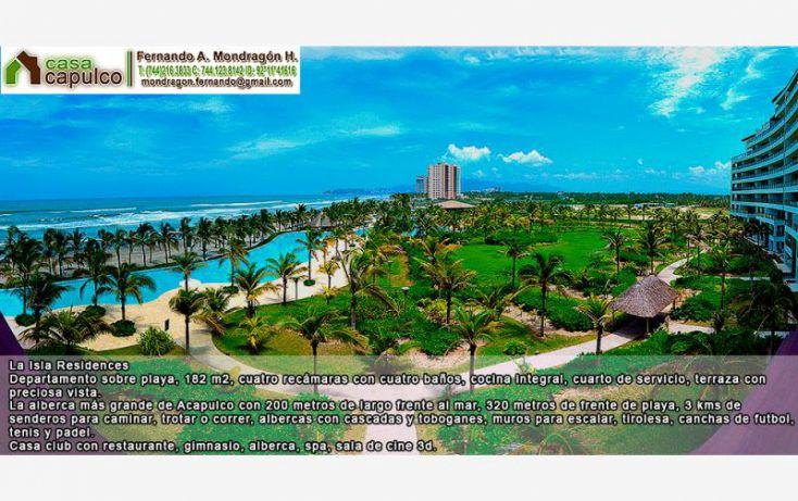 Foto de departamento en venta en blvd de las palmas 3000, alfredo v bonfil, acapulco de juárez, guerrero, 1222271 no 01