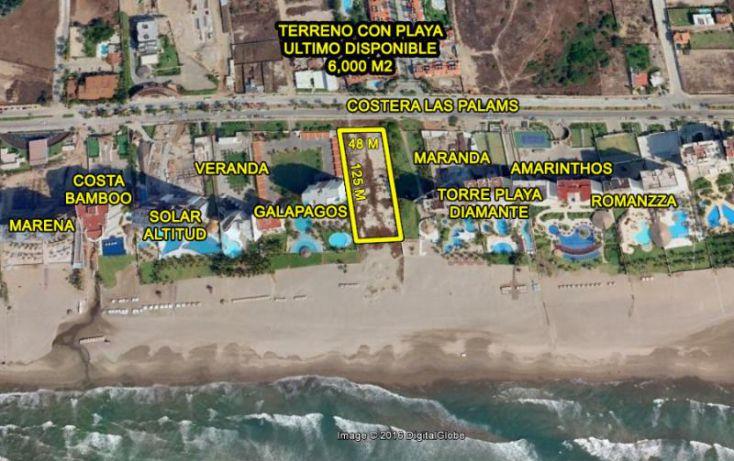 Foto de terreno habitacional en venta en blvd de las palmas, playar i, acapulco de juárez, guerrero, 2032282 no 03