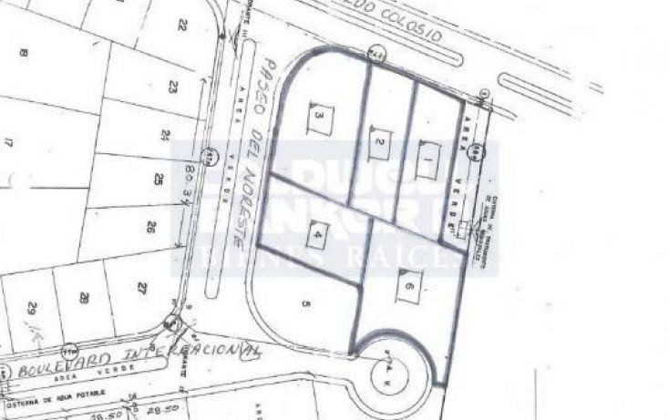 Foto de terreno habitacional en venta en blvd internacional, parque industrial center, reynosa, tamaulipas, 220021 no 01
