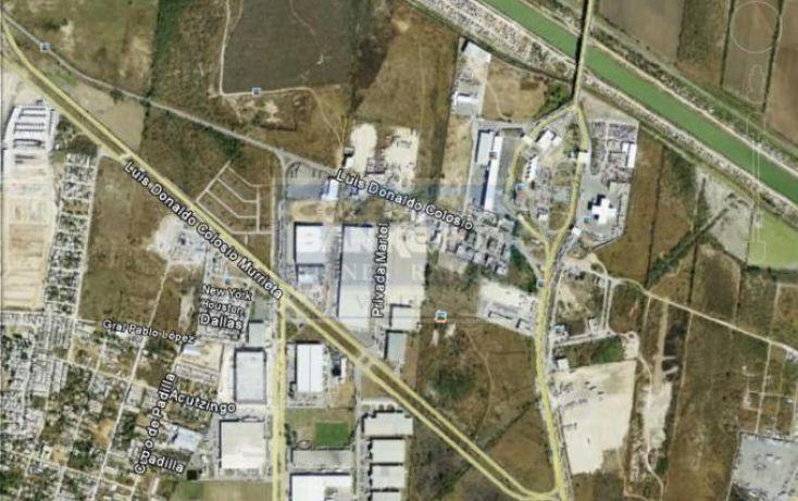 Foto de terreno habitacional en venta en blvd internacional, parque industrial center, reynosa, tamaulipas, 220021 no 04
