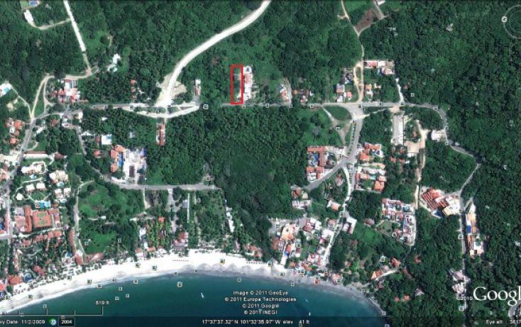 Foto de terreno habitacional en venta en blvd playa la ropa, la ropa, zihuatanejo de azueta, guerrero, 287267 no 03