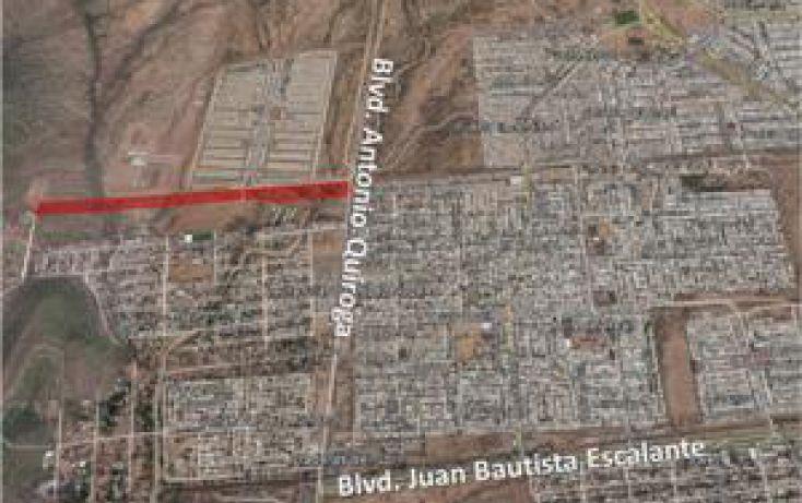 Foto de terreno habitacional en venta en blvd quiroga final sn, cerro colorado, hermosillo, sonora, 1908059 no 01