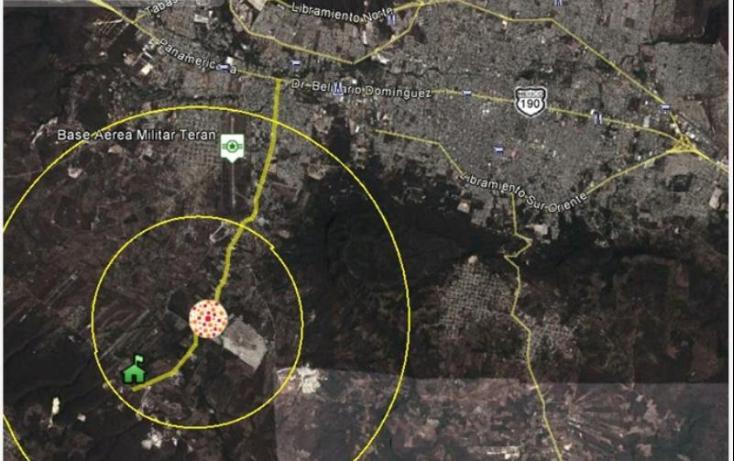 Foto de terreno comercial en venta en blvd real del bosque, acacia 2000, tuxtla gutiérrez, chiapas, 608702 no 05