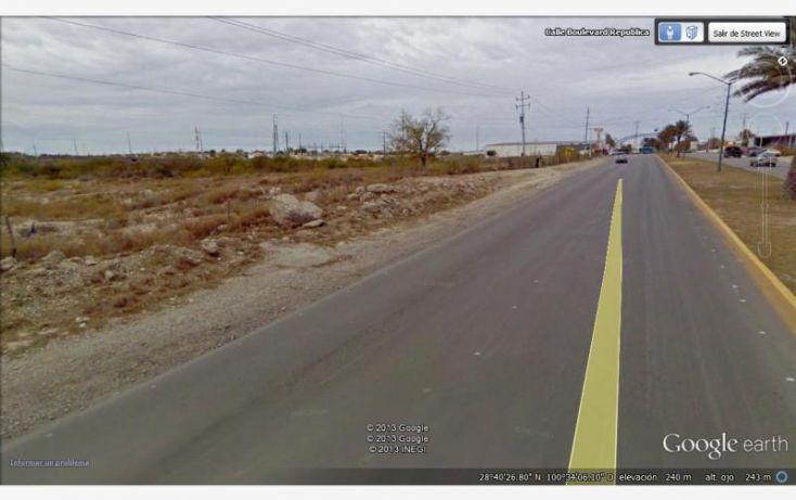 Foto de terreno comercial en venta en blvd republica, villa de fuente, piedras negras, coahuila de zaragoza, 1399325 no 02