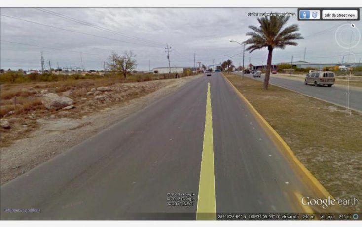 Foto de terreno comercial en venta en blvd republica, villa de fuente, piedras negras, coahuila de zaragoza, 1399325 no 04