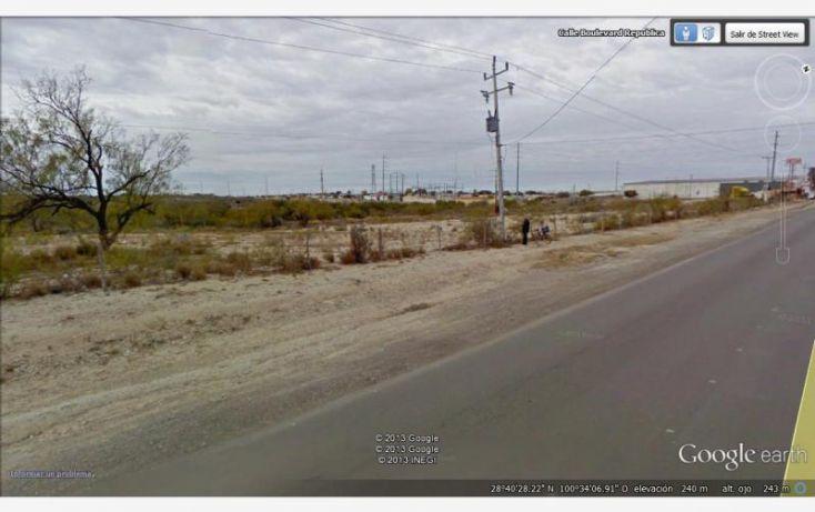 Foto de terreno comercial en venta en blvd republica, villa de fuente, piedras negras, coahuila de zaragoza, 1399325 no 05
