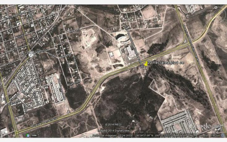 Foto de terreno comercial en venta en blvd republica, villa de fuente, piedras negras, coahuila de zaragoza, 1399325 no 06