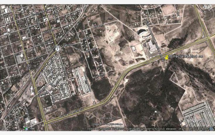 Foto de terreno comercial en venta en blvd republica, villa de fuente, piedras negras, coahuila de zaragoza, 1399325 no 07
