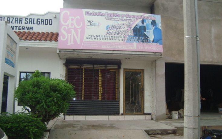 Foto de local en venta en blvd rosales 255, primer cuadro, ahome, sinaloa, 1716870 no 01