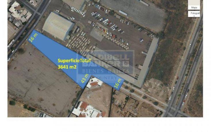 Foto de terreno habitacional en renta en blvd rotarismo 20, desarrollo urbano 3 ríos, culiacán, sinaloa, 496559 no 01