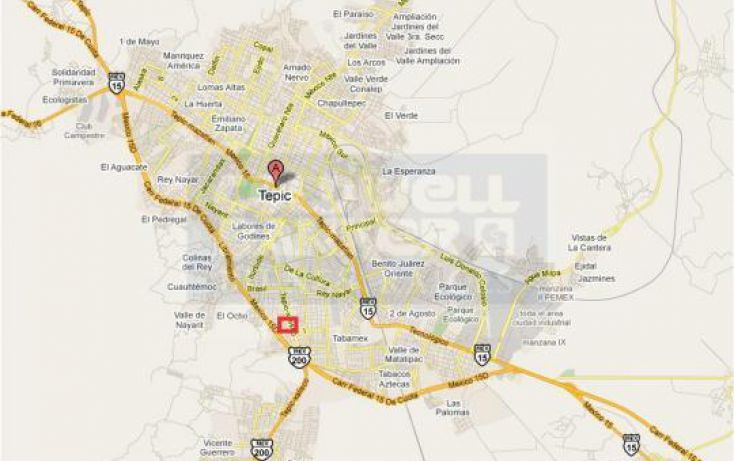 Foto de terreno habitacional en venta en blvd tepic jalisco en tepic nayarit, tepic centro, tepic, nayarit, 219566 no 04