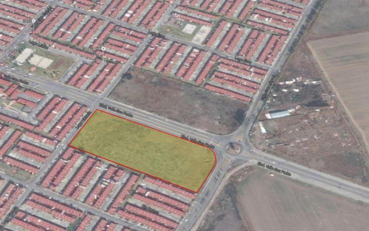Foto de terreno habitacional en venta en blvd valle san pedro 11, valle san pedro, tecámac, estado de méxico, 1842344 no 01