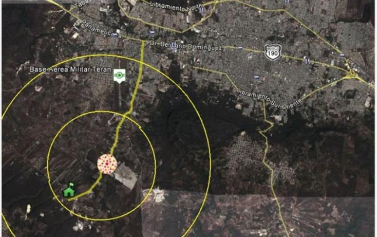 Foto de terreno comercial en venta en blvd vicente guerrero  tuxtla gutierrez, real del bosque, tuxtla gutiérrez, chiapas, 608703 no 03