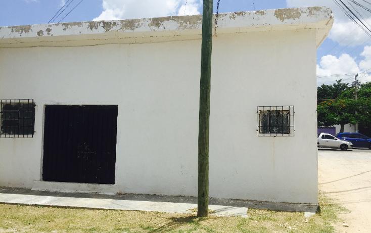 Foto de nave industrial en renta en  , bojorquez, mérida, yucatán, 1345173 No. 01