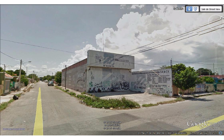 Foto de nave industrial en venta en  , bojorquez, mérida, yucatán, 1667102 No. 01