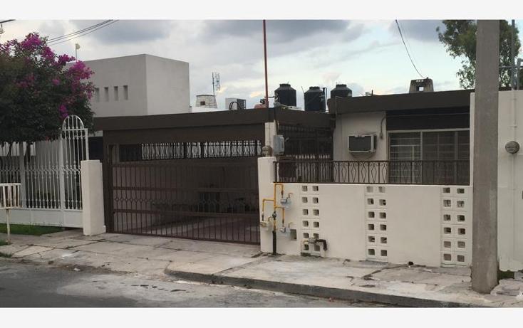 Foto de casa en venta en bolivia 511, vista hermosa, monterrey, nuevo león, 2821350 No. 01