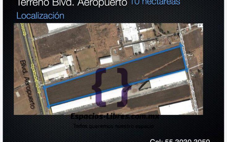 Foto de terreno industrial en renta en boluevard aeropuerto miguel alemán, toluca lic adolfo lópez mateos, toluca, estado de méxico, 1473819 no 04