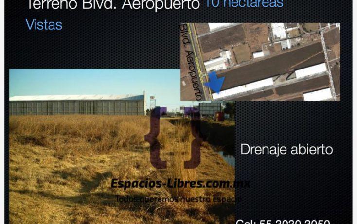 Foto de terreno industrial en renta en boluevard aeropuerto miguel alemán, toluca lic adolfo lópez mateos, toluca, estado de méxico, 1473819 no 05