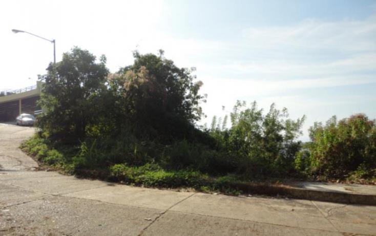 Foto de terreno habitacional en venta en bombero 4, el glomar, acapulco de juárez, guerrero, 898935 no 02