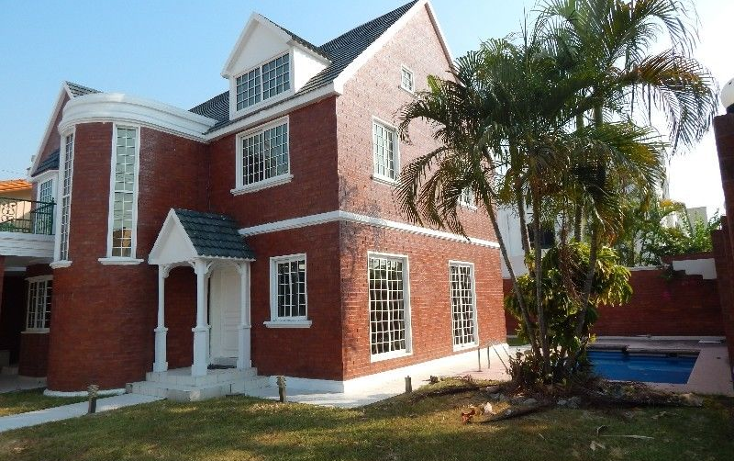 Foto de casa en renta en  , bonanza, centro, tabasco, 1578300 No. 01