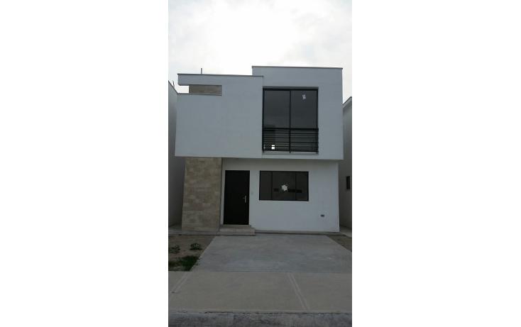 Foto de casa en renta en  , bonaterra, apodaca, nuevo le?n, 1941889 No. 01