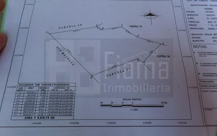 Foto de rancho en venta en  , bonaterra, tepic, nayarit, 1503485 No. 46