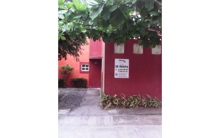 Foto de casa en renta en  , bonaterra, veracruz, veracruz de ignacio de la llave, 1397679 No. 01