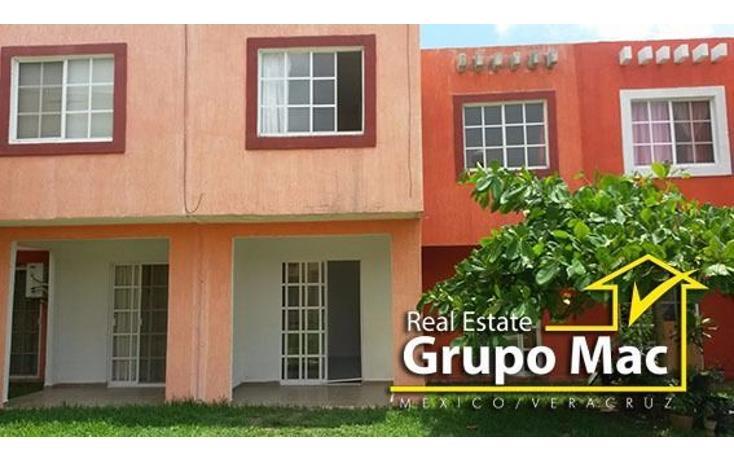 Foto de casa en renta en  , bonaterra, veracruz, veracruz de ignacio de la llave, 1459521 No. 01