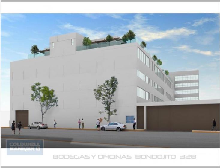 Foto de oficina en renta en bondojito 1, hidalgo, álvaro obregón, distrito federal, 1707092 No. 01