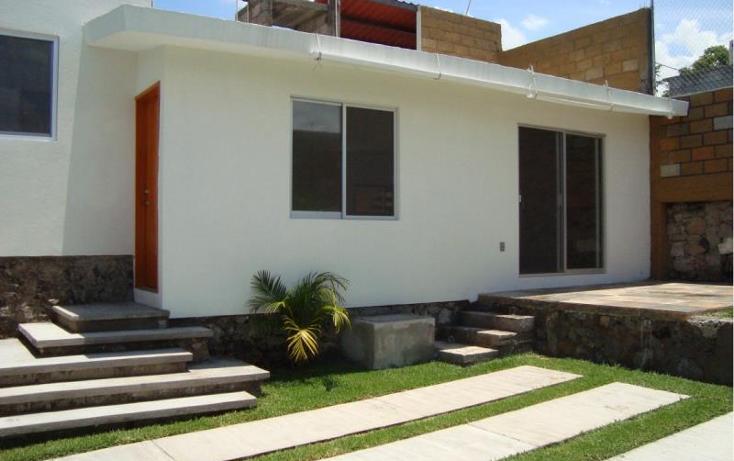 Foto de casa en renta en bonita 0, emiliano zapata, jiutepec, morelos, 816843 No. 01