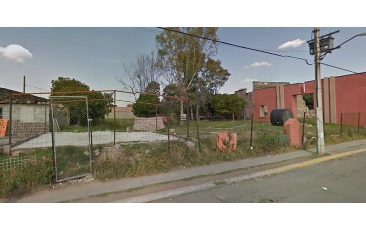 Foto de terreno habitacional en venta en  , bonito san vicente, chicoloapan, méxico, 1349357 No. 01