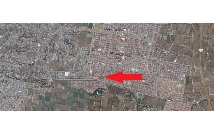 Foto de terreno habitacional en venta en  , bonito san vicente, chicoloapan, méxico, 1349357 No. 03