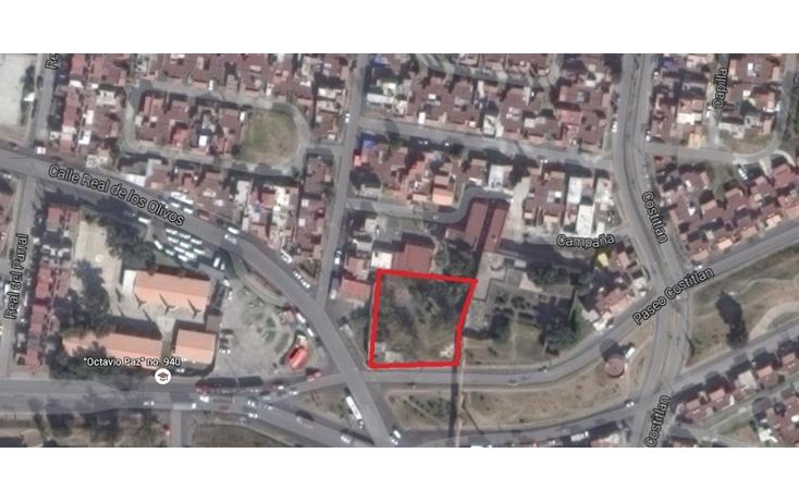 Foto de terreno habitacional en venta en  , bonito san vicente, chicoloapan, méxico, 1349357 No. 04