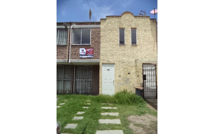 Foto de casa en venta en  , bonito tultitlán (lote 60), tultitlán, méxico, 1409345 No. 01